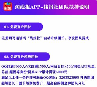 社群变现:线报机器人+淘线报APP 社群玩法 第1张